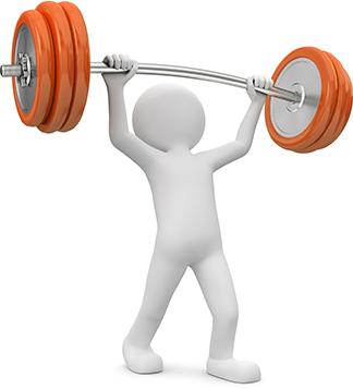 Street workout ćwiczenia siłowe